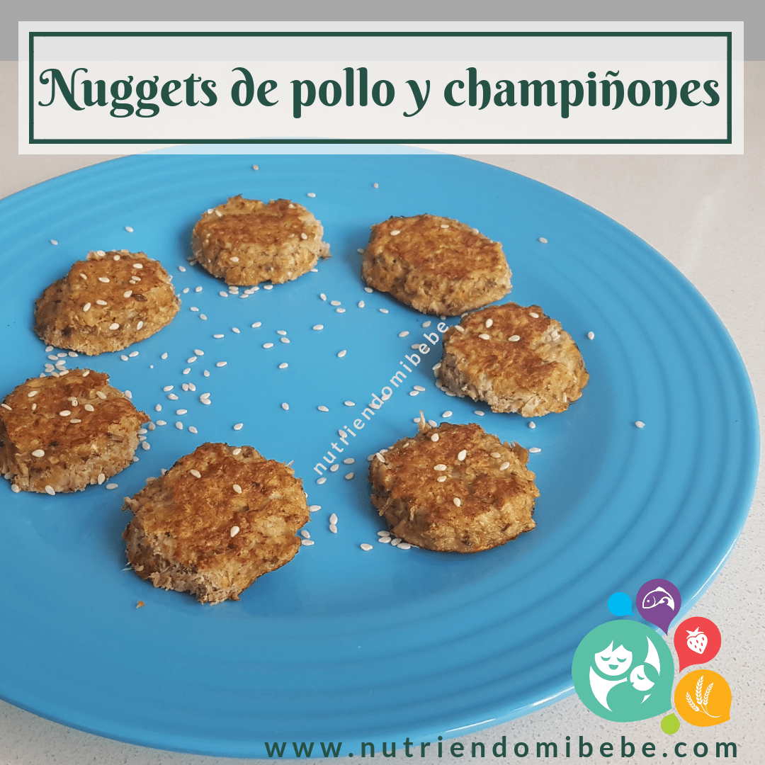 Nuggets Que Son: BLW Baby Led Weaning